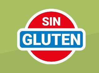 Logotipo sin gluten Mercadona