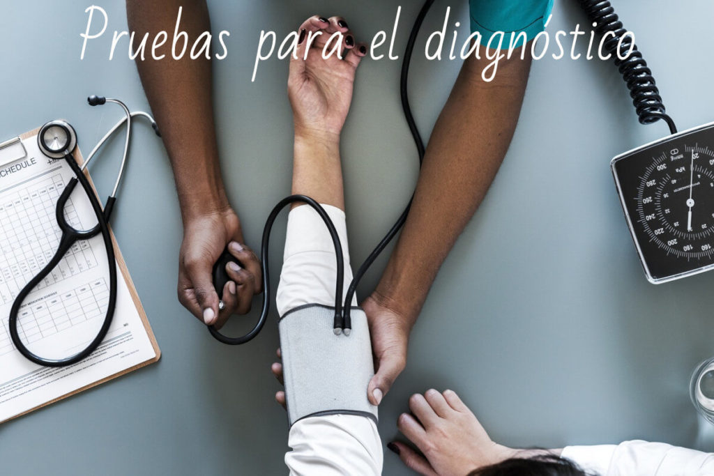 Pruebas que hay que realizar para el diagnóstico de la enfermedad celíaca tanto en adultos como en niños.